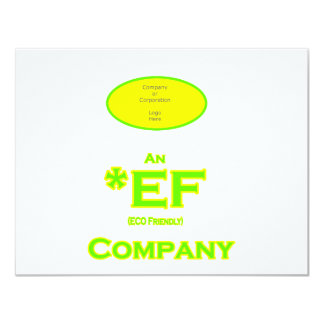 ECO Friendly Company The MUSEUM Zazzle Gifts Card
