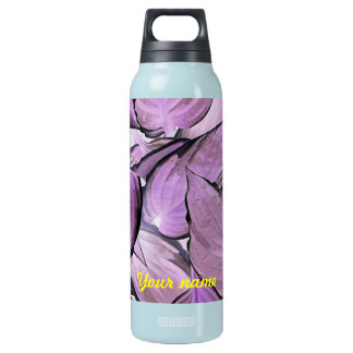 Eco-friendly customizable insulated water bottle