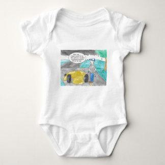 Eco Friendly Dad Baby Bodysuit