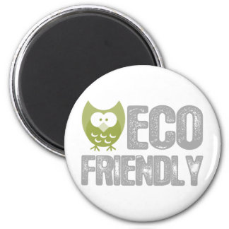 Eco Friendly Design! Ecology product! 2 Inch Round Magnet