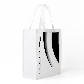 Eco Friendly Designer Shopping Bag Reusable Grocery Bag