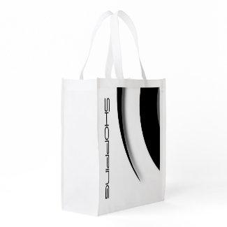 Eco Friendly Designer Shopping Bag Reusable Grocery Bag