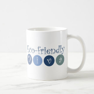 Eco-friendly Diva Coffee Mug