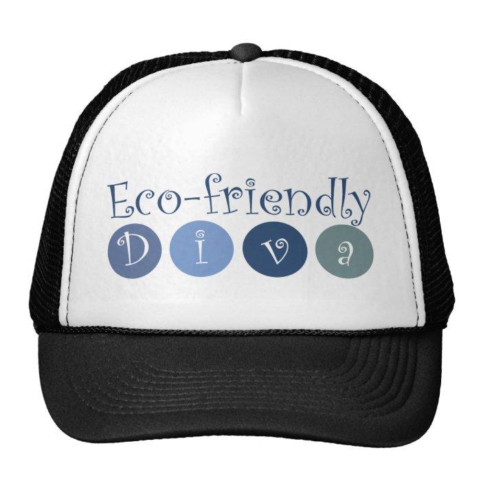Eco-friendly Diva Trucker Hat