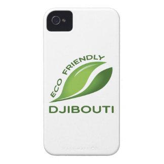 Eco Friendly Djibouti. Case-Mate iPhone 4 Case