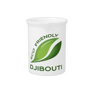 Eco Friendly Djibouti. Pitcher