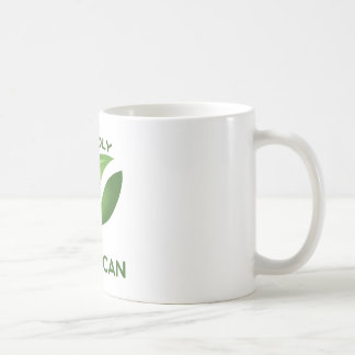 Eco Friendly Dominican. Coffee Mug