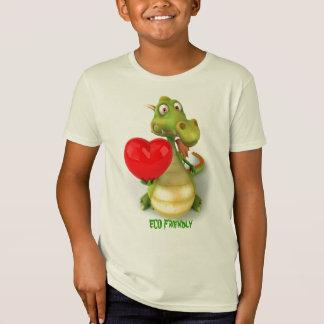 Eco Friendly Dragon T-Shirt
