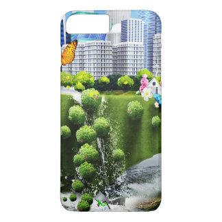 Eco Friendly Earth iPhone 7 Plus Case
