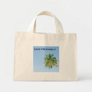 eco-friendly ecobag mini tote bag