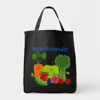 Eco-Friendly Fruits and Veggies Bag bag