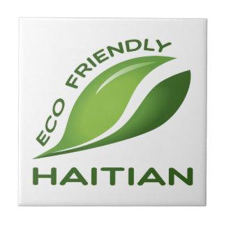 Eco Friendly Haitian. Tile