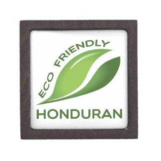 Eco Friendly Honduran. Keepsake Box