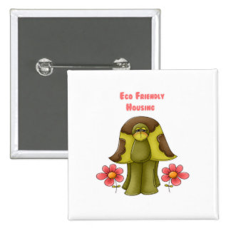 Eco Friendly Housing Turtle Pins