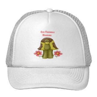 Eco Friendly Housing Turtle Trucker Hat
