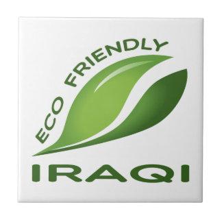 Eco Friendly Iraqi. Ceramic Tile
