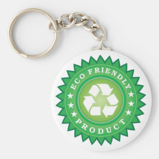 Eco Friendly Key Chain