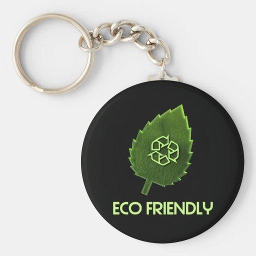 Eco Friendly Keychain