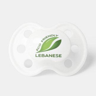 Eco Friendly Lebanese. Pacifier