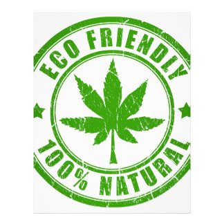 Eco Friendly Letterhead