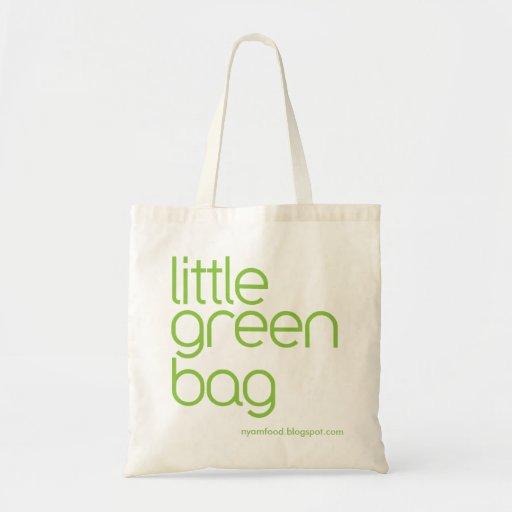 eco friendly - little green bag