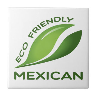 Eco Friendly Mexican. Ceramic Tile