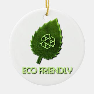 Eco Friendly Ornament