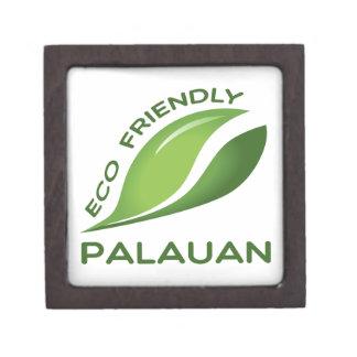 Eco Friendly Palauan. Gift Box