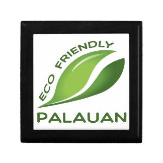 Eco Friendly Palauan. Keepsake Box