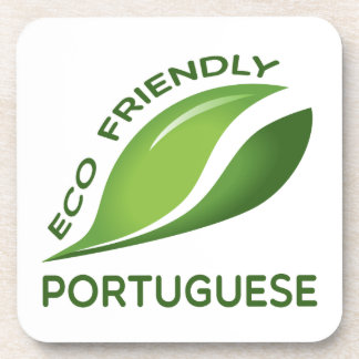 Eco Friendly Portuguese. Coaster