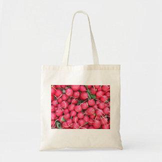 Eco-Friendly Reusable Radish Tote Bag