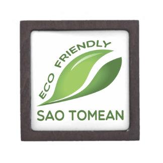Eco Friendly Sao Tomean. Jewelry Box
