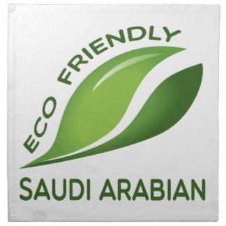 Eco Friendly Saudi Arabian. Cloth Napkin