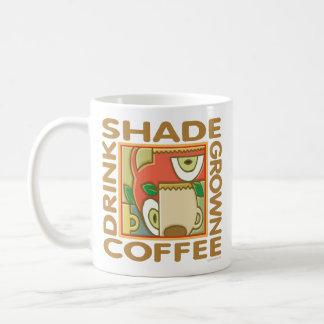 Eco-Friendly Shade Coffee Classic White Coffee Mug