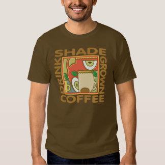 Eco-Friendly Shade Coffee Shirt