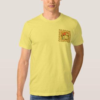 Eco-Friendly Shade Coffee T Shirt