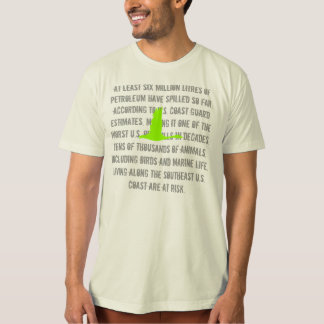 Eco-Friendly Shirt With a Message