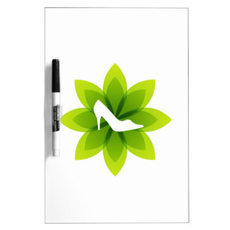 Eco friendly shoes Dry-Erase boards