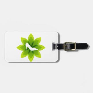 Eco friendly shoes bag tags