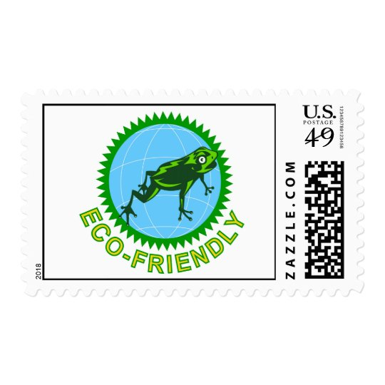 Eco-Friendly Stamp