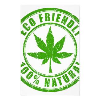 Eco Friendly Stationery