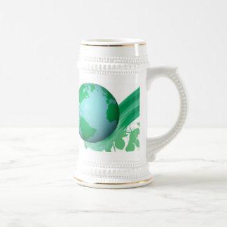 Eco-Friendly Stein Coffee Mug