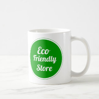 eco friendly store mug