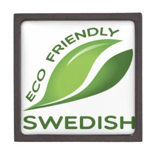Eco Friendly Swedish. Jewelry Box