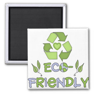 Eco-Friendly T-shirts and Gifts Magnet