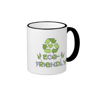 Eco-Friendly T-shirts and Gifts Coffee Mugs