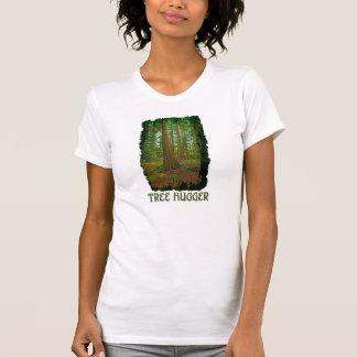 "Eco Friendly ""Tree Hugger"" Nature-lover Shirt"