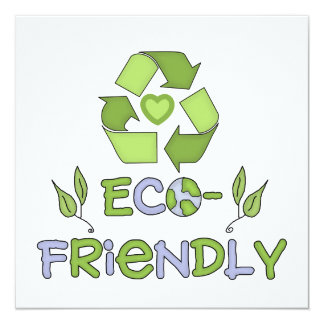 Eco-Friendly Tshirts and Gifts Card