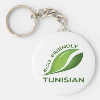 Eco Friendly Tunisian. Keychain