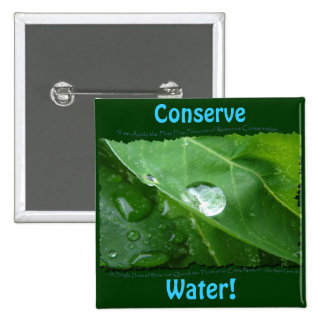 ECO FRIENDLY WATER CONSERVATION Gifts & Gear Button